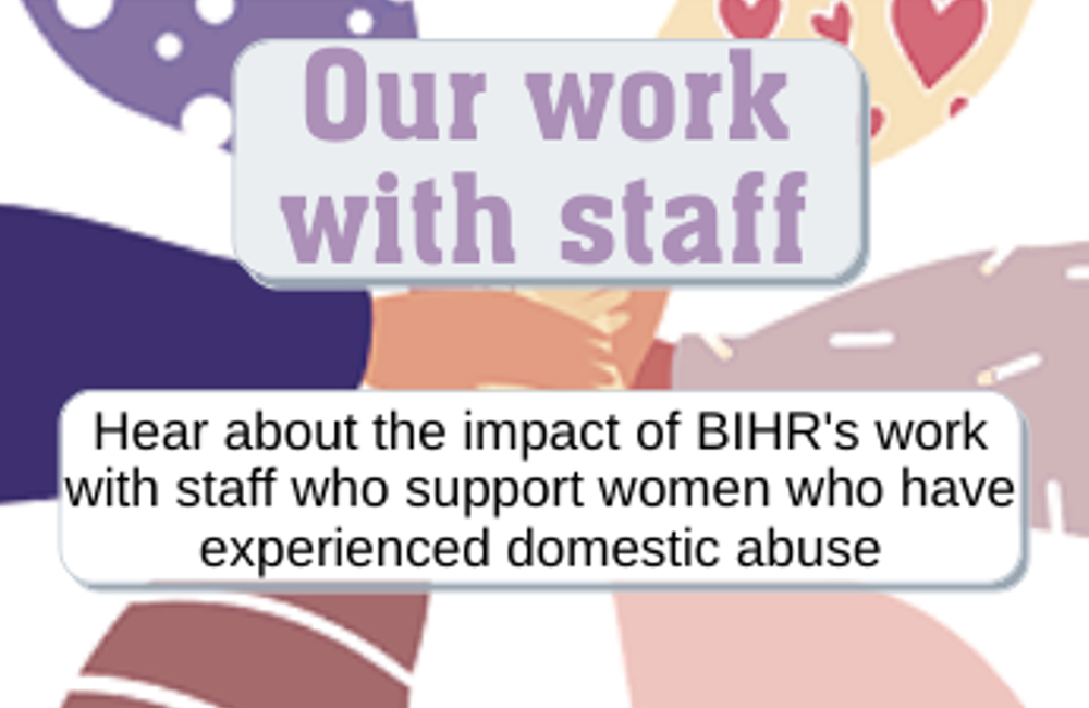 16 Days of Activism: Our Work with Staff