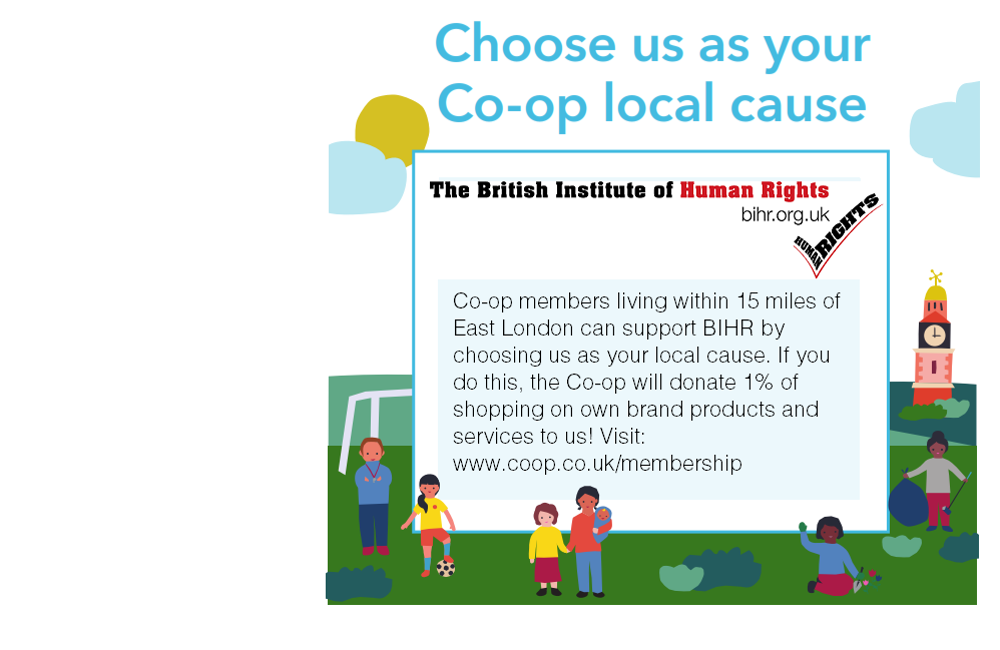 Your Co-op shop can support us