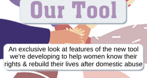 16 Days of Activism: Exclusive Look at Our New Tool!