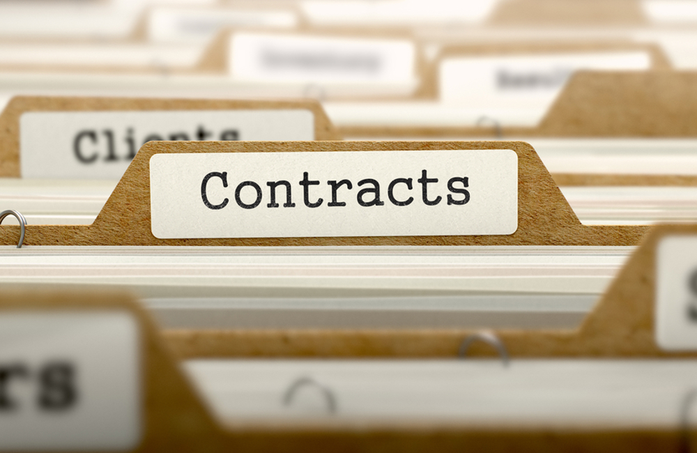 Contracts, Commissions & Clients