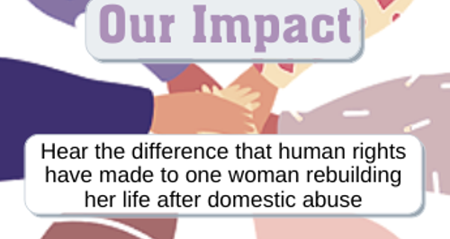 16 Days of Activism: the Impact of our Work