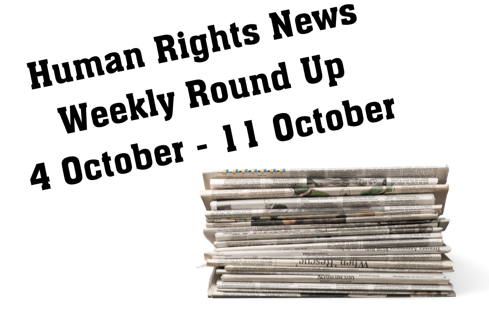 Weekly Human Rights News Round Up 2