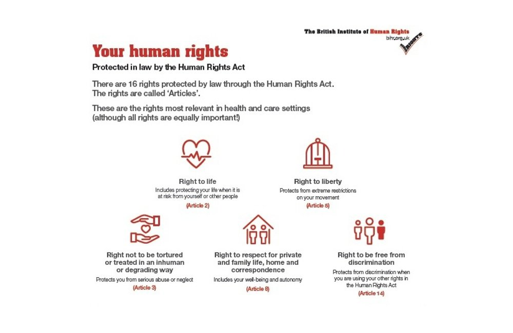 Posters: Your Human Rights
