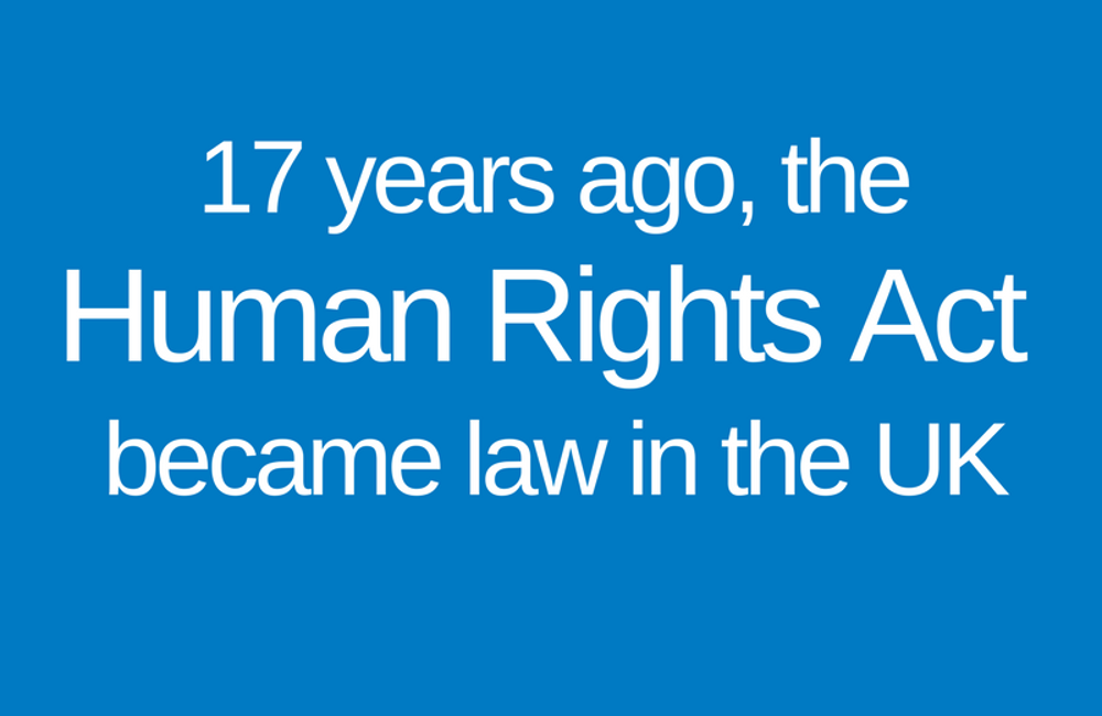 The Human Rights Act unwrapped: how the Act works