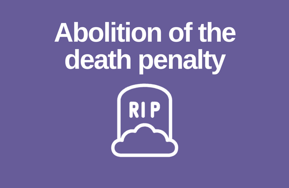 The Human Rights Act unwrapped: Abolition of the death penalty
