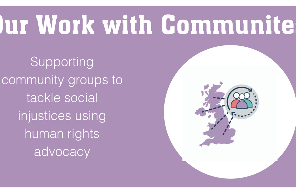 Our Work: Communities