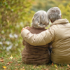 Woman with dementia retains relationship with partner in care