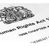 A. The Law: The Human Rights Act