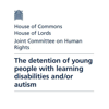 Explainer: JCHR report on the detention of young people with learning disabilties and/or autism