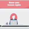 Our work supporting people to advocate: Know Your Human Rights